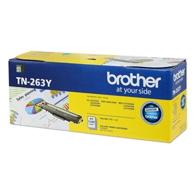 Mực in Brother TN263Y Yellow Toner